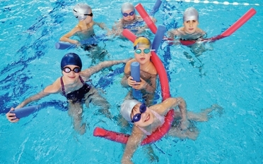 Anfänger-Schwimmkurs 1